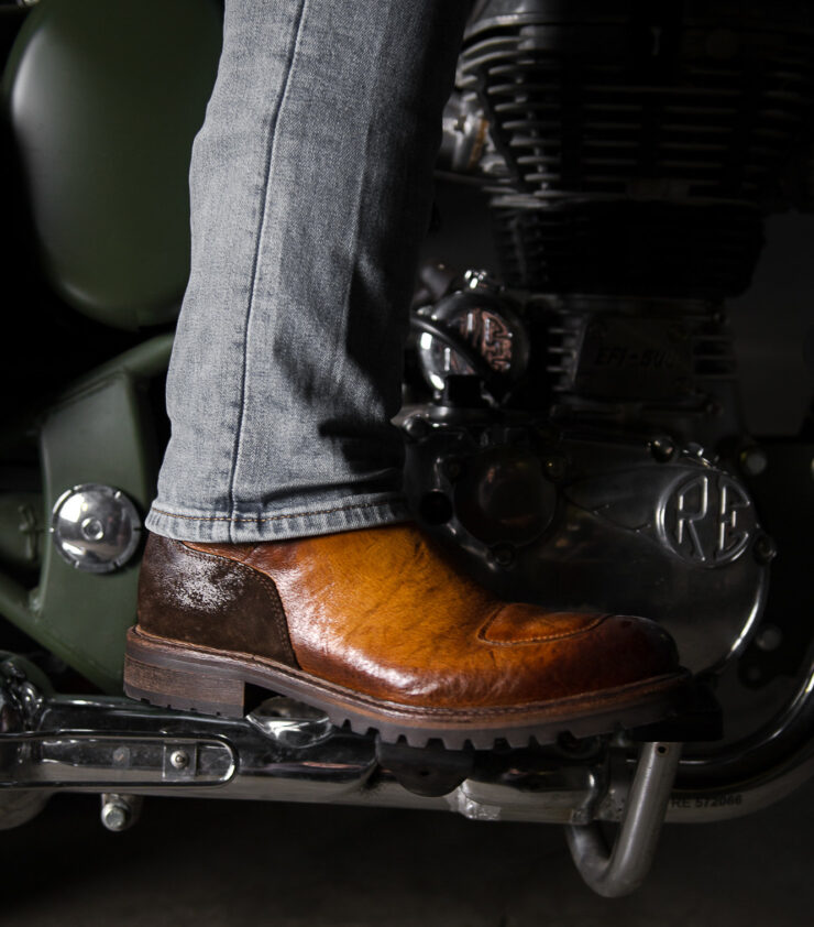 Brutus Rampante Off-Road Motorcycle Boots 5