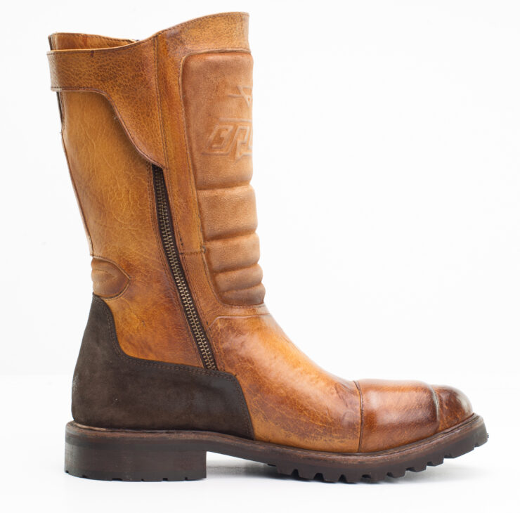 Brutus Rampante Off-Road Motorcycle Boots 6
