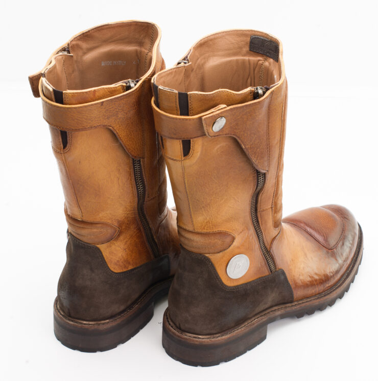 Brutus Rampante Off-Road Motorcycle Boots 8