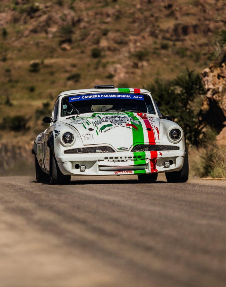 Carrera Passion - Carrera Panamericana 1