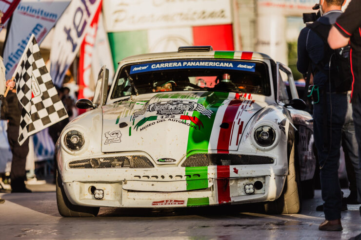 Carrera Passion - Carrera Panamericana 2