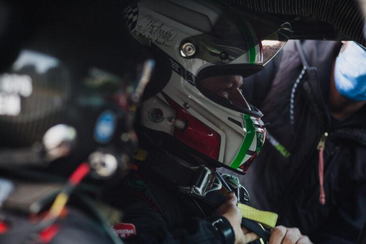Carrera Passion - Carrera Panamericana 4
