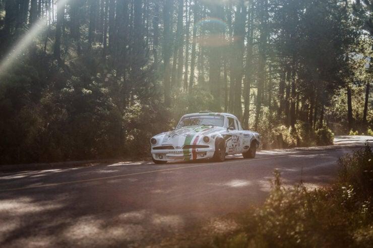 Carrera Passion - Carrera Panamericana 7