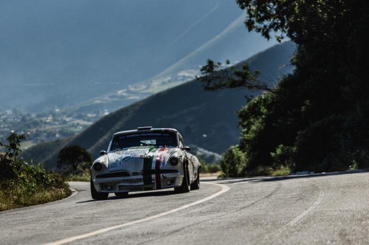 Carrera Passion - Carrera Panamericana 8