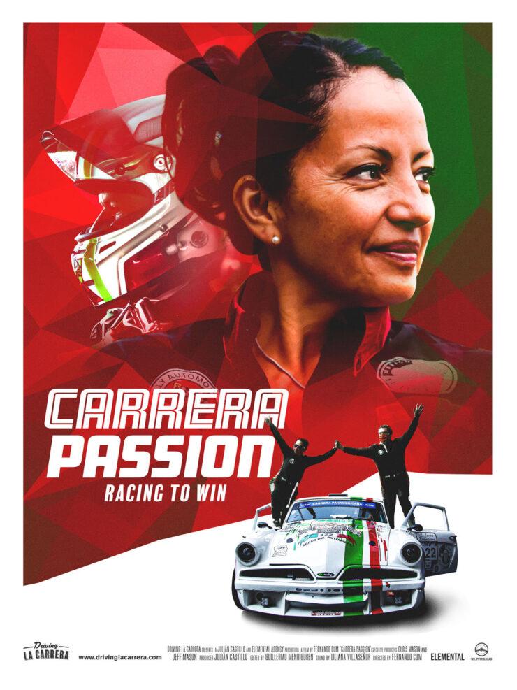 Carrera Passion Movie Poster