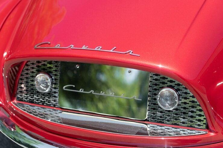 Chevrolet Corvette Corvair Motorama Concept Car 13