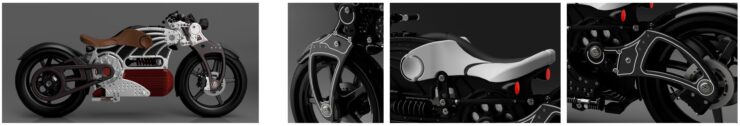 Curtiss Motorcycle Design