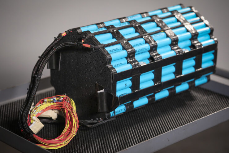 Curtiss The One Battery Pack