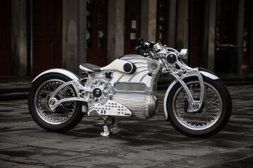 Curtiss The One Electric Motorcycles
