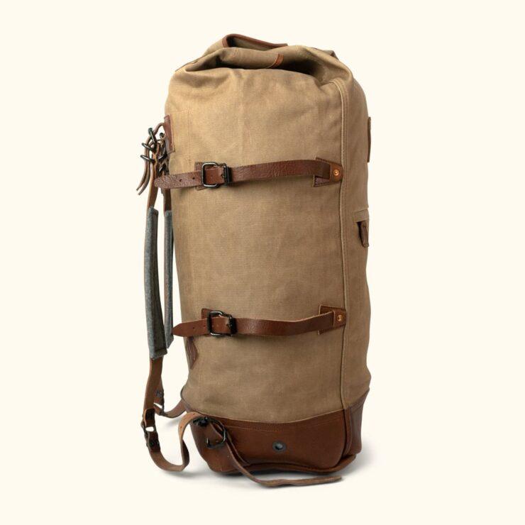 Dakota Waxed Canvas Bag By Buffalo Jackson 4