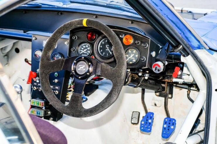 Datsun 240Z Race Car 12
