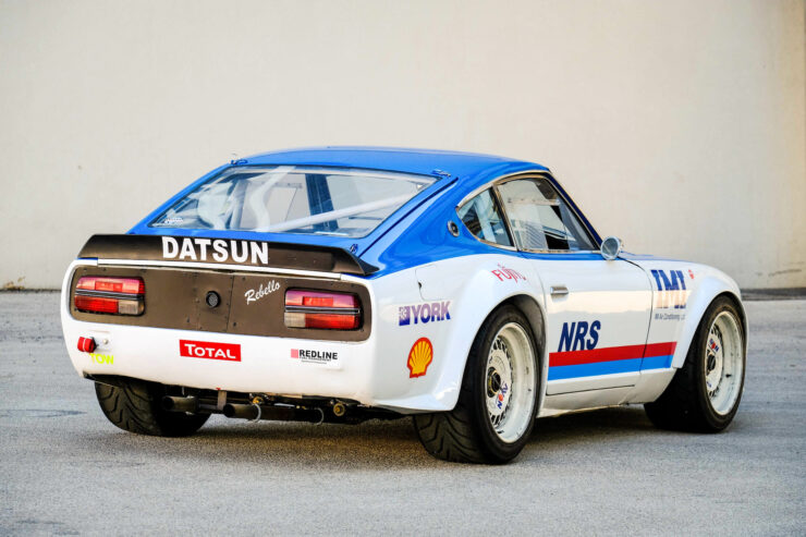Datsun 240Z Race Car 2