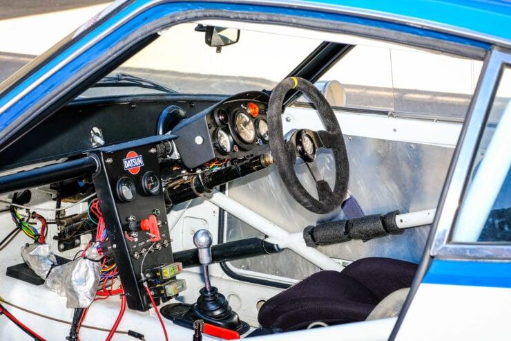 Datsun 240Z Race Car 5