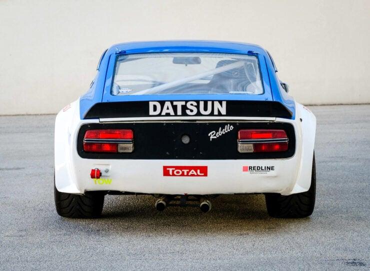 Datsun 240Z Race Car 6