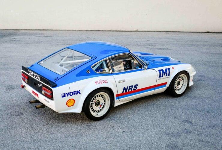 Datsun 240Z Race Car 8