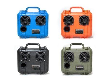DemerBox DB2 Waterproof Speaker