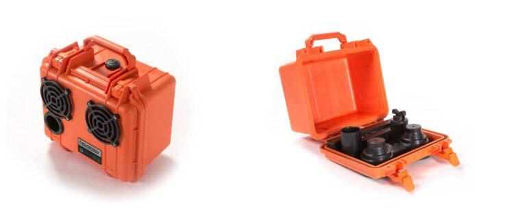 DemerBox DB2 Waterproof Speaker Interior