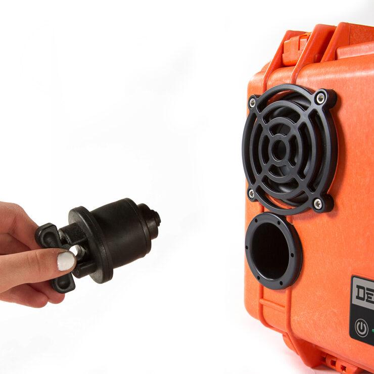 DemerBox DB2 Waterproof Speaker Plug
