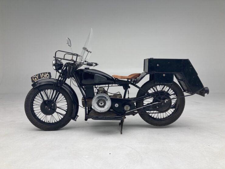 Douglas Mastiff Motorcycle