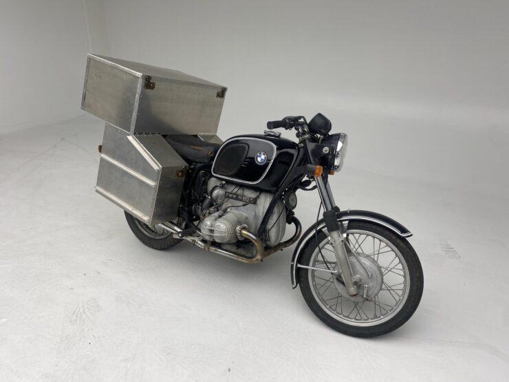 Elspeth Beard Lone Rider BMW Motorcycle