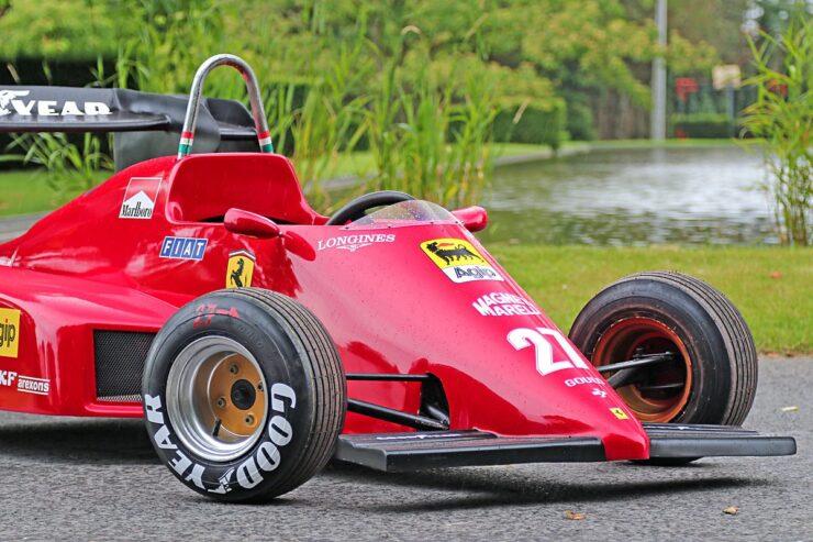 Ferrari 126C4 Junior Formula 1 Car 1