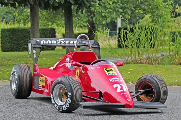 Ferrari 126C4 Junior Formula 1 Car 2