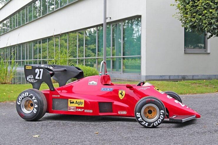 Ferrari 126C4 Junior Formula 1 Car 3