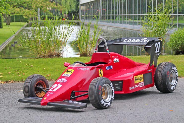 Ferrari 126C4 Junior Formula 1 Car 4