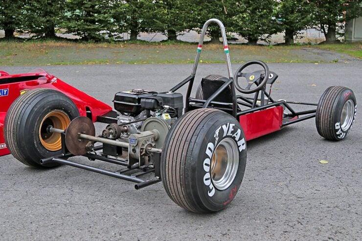 Ferrari 126C4 Junior Formula 1 Car 6