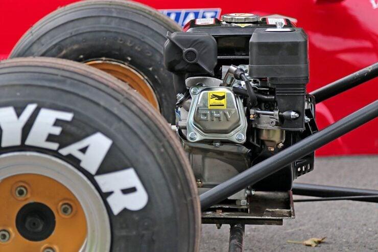 Ferrari 126C4 Junior Formula 1 Car 7