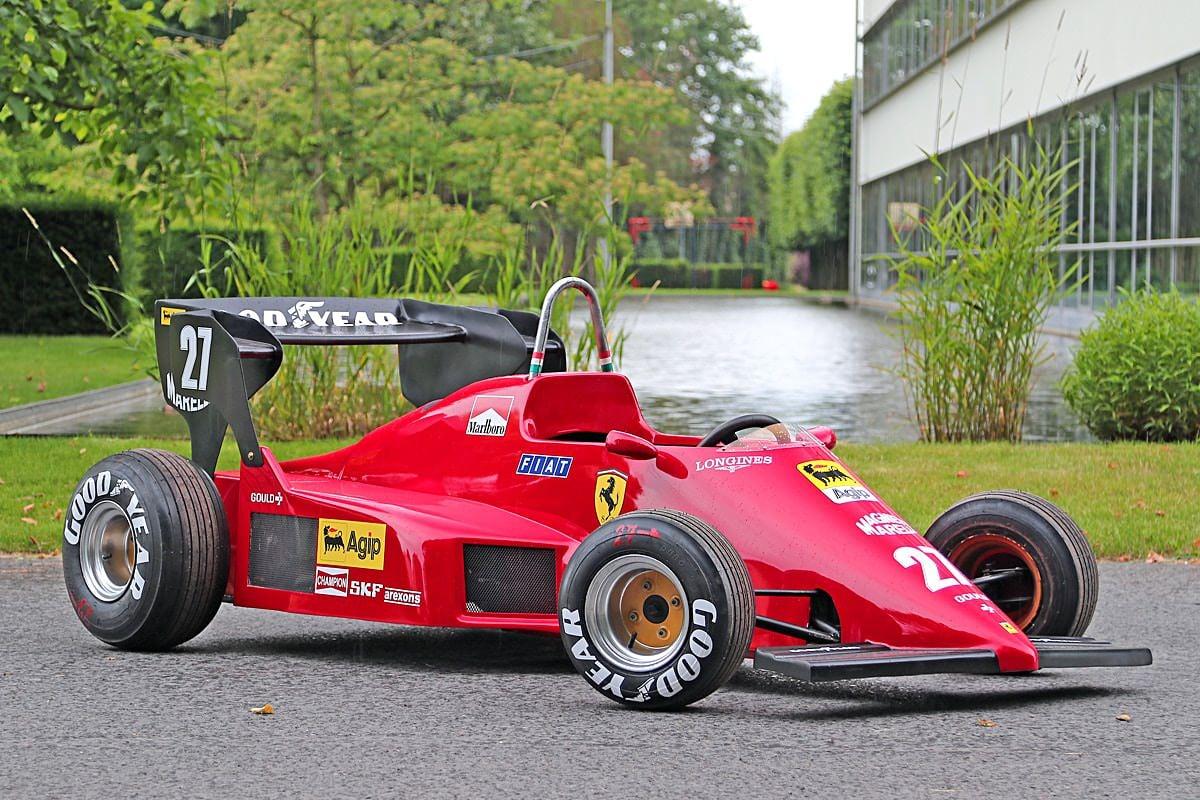 Ferrari 126C4 Junior Formula 1 Car