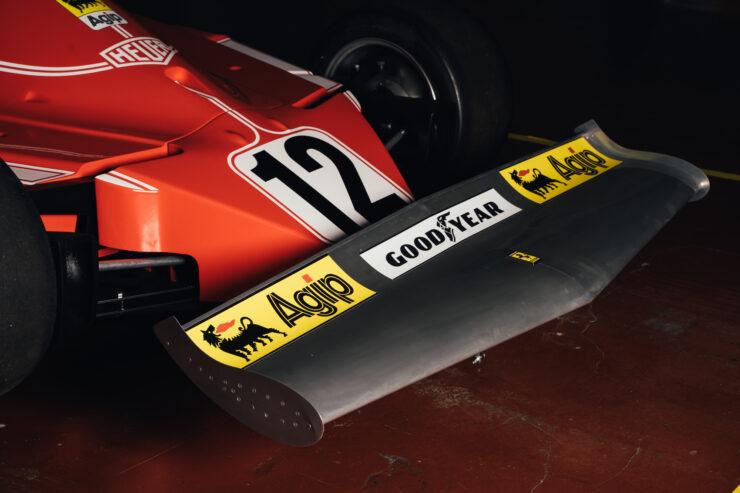 Ferrari 312T Formula 1 Car 15