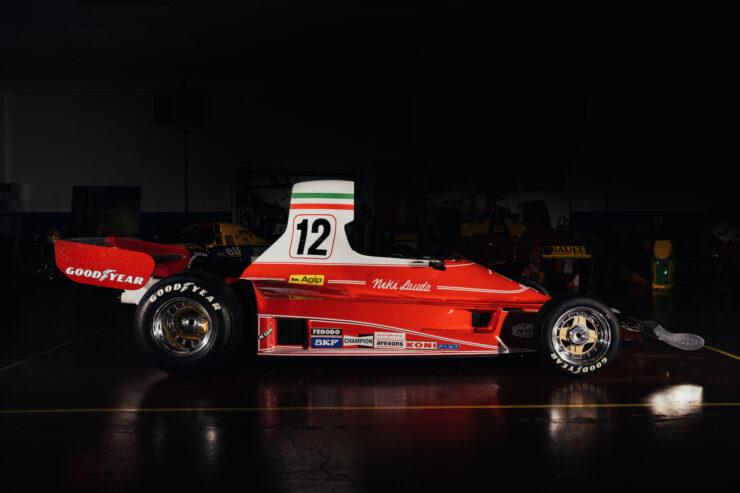 Ferrari 312T Formula 1 Car 3
