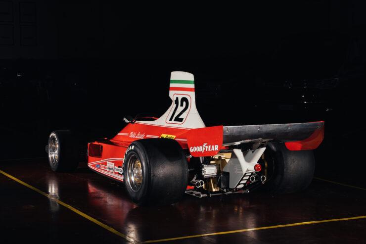 Ferrari 312T Formula 1 Car 7