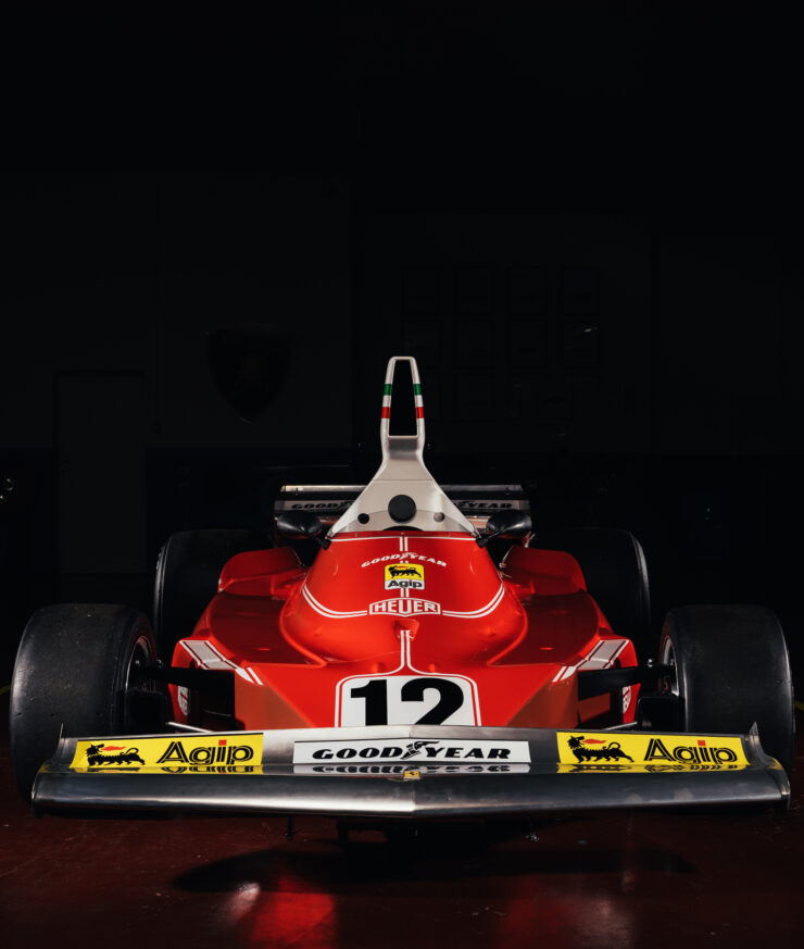 Ferrari 312T Formula 1 Car