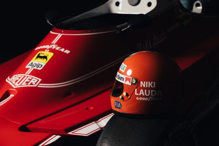 Ferrari 312T Formula 1 Car 9
