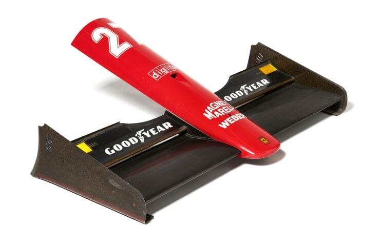Ferrari 642 F1-91 Formula One Car Front Wing 3