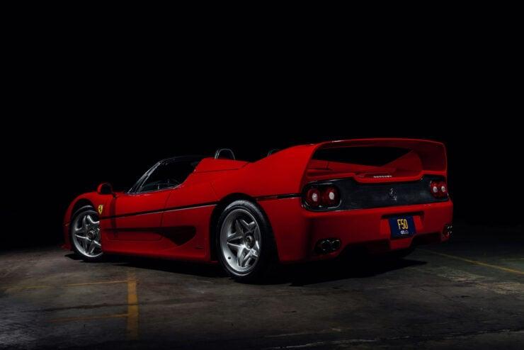Ferrari F50 1