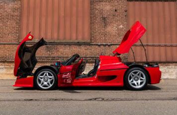 Ferrari F50 4