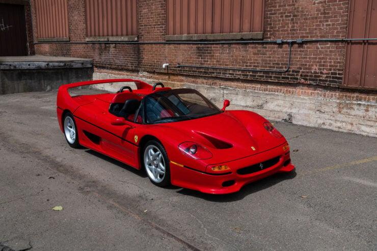 Ferrari F50 7