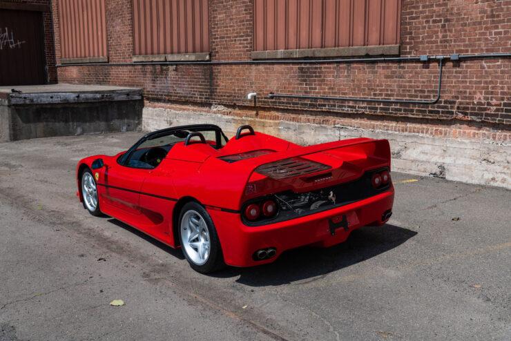 Ferrari F50 8