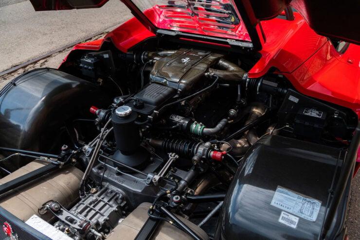 Ferrari F50 Engine 2