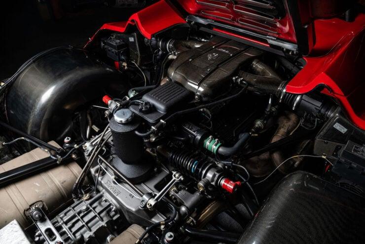 Ferrari F50 Engine 3