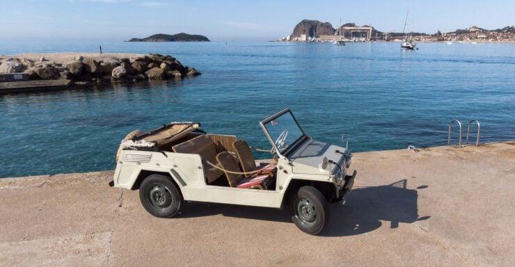 Fiat 600 Savio Jungla 12