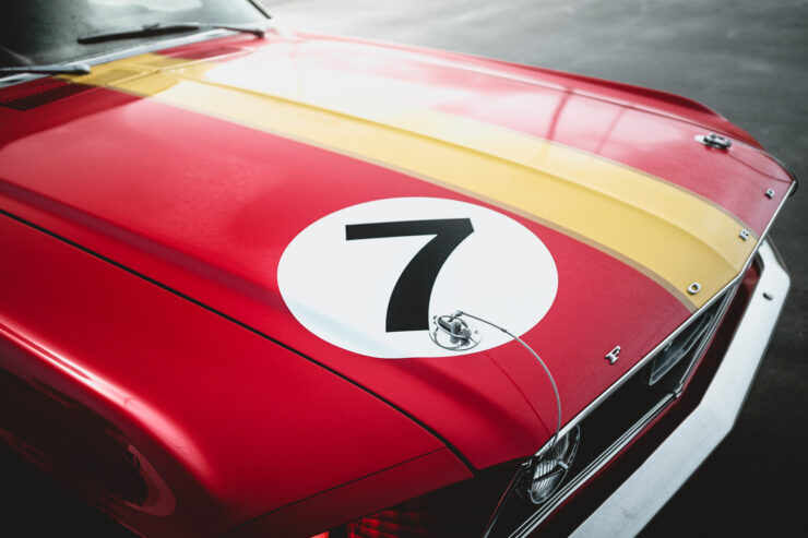 Ford Mustang 390 GT 4