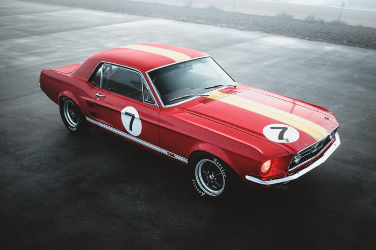 Ford Mustang 390 GT 7