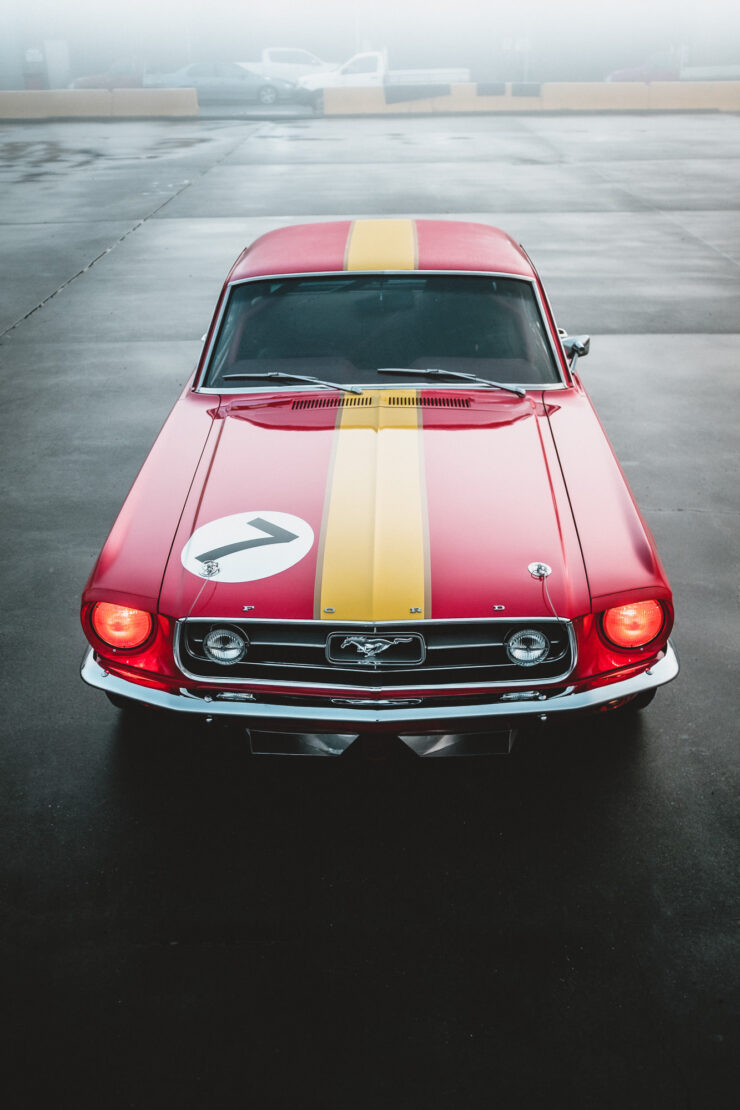 Ford Mustang 390 GT 9