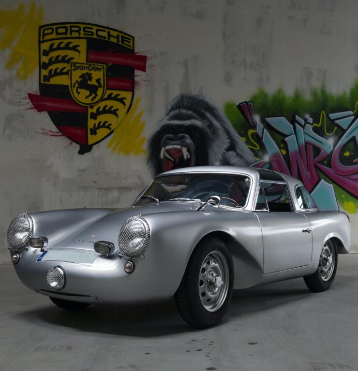 Glöckler-Porsche 356 Carrera 1500 Coupe 1