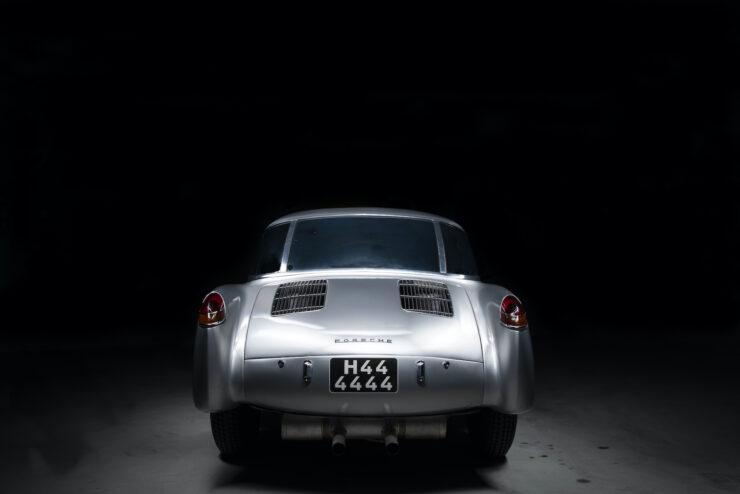 Glöckler-Porsche 356 Carrera 1500 Coupe 10