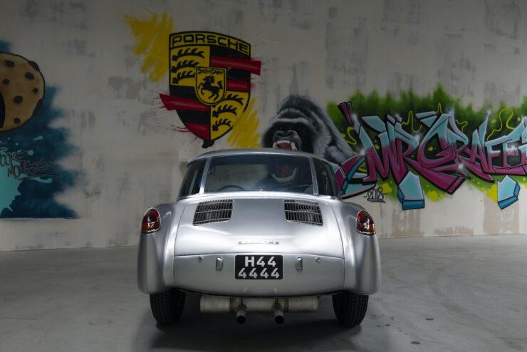 Glöckler-Porsche 356 Carrera 1500 Coupe 4